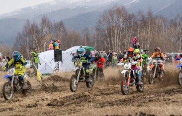ИКС — спонсор Гонки Героев на Камчатке